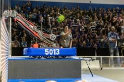 KC STEM Alliance FIRST Robotics Heartland Regional 2019 Saturday-1653
